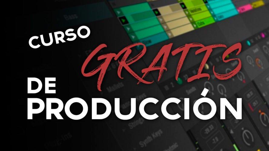 produccion de musica electronica