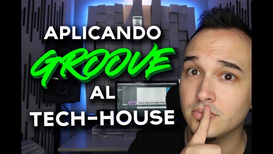 Como hacer un BAJO de TECH HOUSE | Tutorial Groove en Ableton Live 10